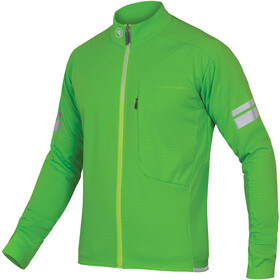 Endura Windchill Jas Heren, hi-viz green